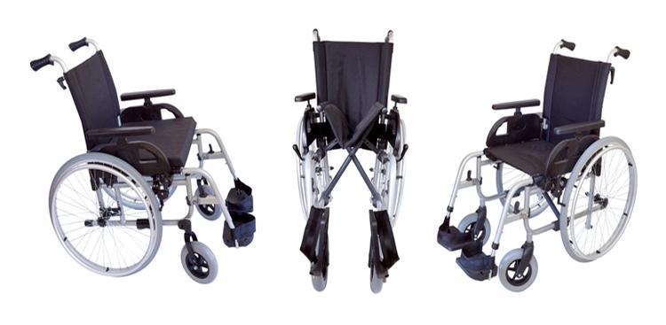 Kørestole og tilbehør