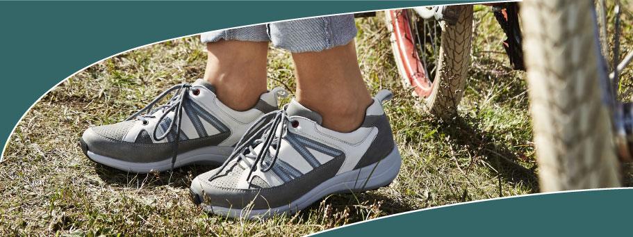 gode sko til ømme fødder