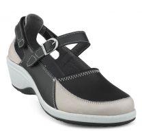 New Feet sko sort m/velcro