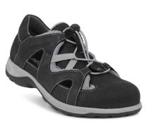 New Feet Sort sko m/quick-snøring