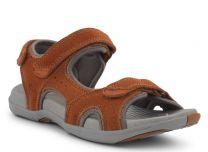 Green Comfort Orange Sandal