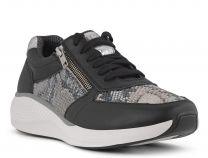 Green Comfort Sort Sneaker Sko