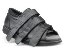 New Feet Terapisandal Sort