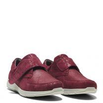 New Feet Bordeaux Velcro