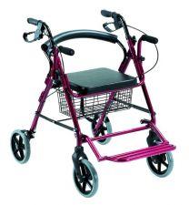 Rollator og Kørestol