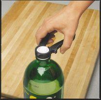 Flaskegrebs åbner sort