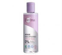 Derma Eco Woman Makeupfjerner 195 ml.