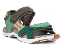 Green Comfort Grøn Corsica Sandal