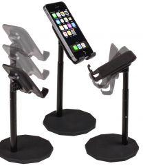 Mobiltelefon holder, justerbar