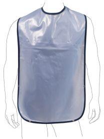 Hagesmæk blå plast m/opsamling