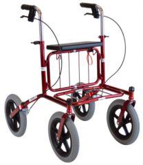 Carl Oscar Rollator m/lufthjul