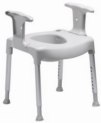 Toiletforhøjer Fritstående Swift