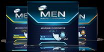 TENA til mænd, drypbind