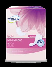 TENA Lady Mini Magic drypbind