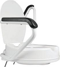 Toiletforhøjer 10 cm m/armlæn