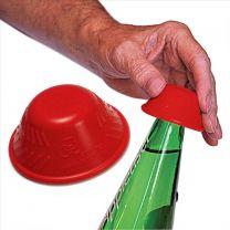 Flaskeåbner Rød, 63mm