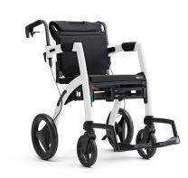 Rollz Kørestol og Rollator Hvid