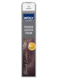 Skocreme til læder, 75ml Woly