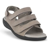 New Feet Grå Sandal
