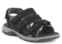 New Feet Sandal Sort mikrofiber