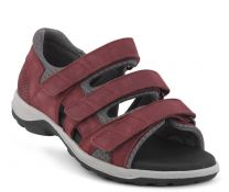 New Feet Bordeaux Sandal