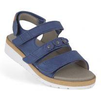 New Feet Blå Sandal