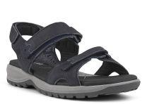 Green Comfort Marineblå Sandal