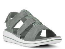 Green Comfort Mint Sandal