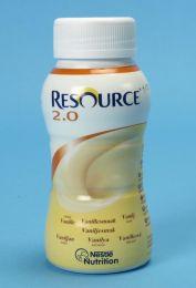 Resource 2.0, Vanilje 4 stk.