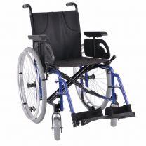 Kørestol Escape Blå luksus
