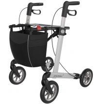 Rollator actiumplus Sølv m/soft hjul