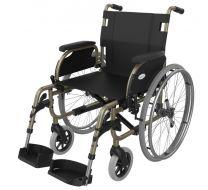 Kørestol Aluminium Luxus model