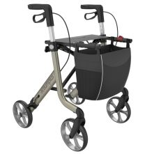 Rollator Space Champagne
