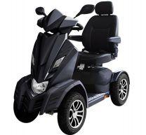 EasyGo L4B Maxi Sort el-scooter