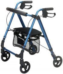 Rollator Actimo Blå 7,2 kilo