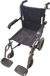Kørestol Transport m/håndbremse