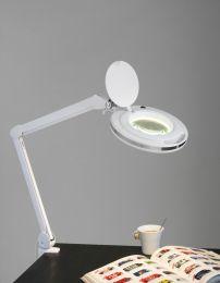Magni Lup Bordlampe 8W med Klipsholder