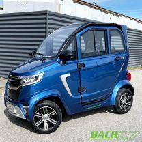 Kabinescooter Bach 27 4-hjul 45 km/t