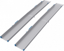 Rampe Foldbar/2 dele 110cm