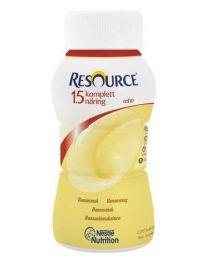 Resource komplett 1.5, Banan 4 stk.