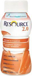 Resource 2.0, Abrikos 4 stk.