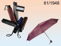 Paraply D: ca. 50 cm udfoldet