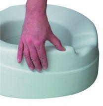 Toiletforhøjer 11cm m/blødt sæde