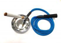 Rygerobot komplet m/1 m slange