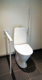 Toilet armstøtte 78cm