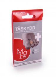 Tåbeskyttelse 15mm tubeformat
